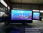 Foton 4x2 LED stage truck-20-factory-LED advertise truck.jpg