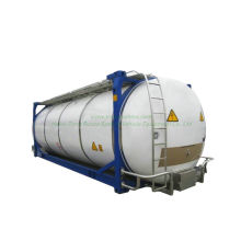 Customized Isotank Swapbody Tank Container Mawp of 4ba ISO Tank for Transport Wine, Fruit Juices, Vegetable Oils, Mineral Oils, Non-Hazardous Oils