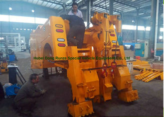 China 20 Ton Integrated Recovery Towing Wrecker Upper Body -  20T20D2 supplier