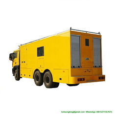 China SITRAK Emergency Accident Rescue Vehicles   On-site rescue and repair of various accidents supplier