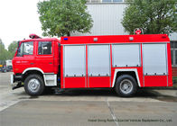 China Fire Fighting Vehicles For Emergency Fire Rescue , Fire Service Truck Dongfeng factory