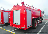 Water Pump Fire Fighting Truck with Right Hand Drive / Left Hand Drive Type