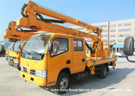 China Dongfeng 4x2 12-14M Aerial Platform Truck High Lifting Original Manufacturer factory