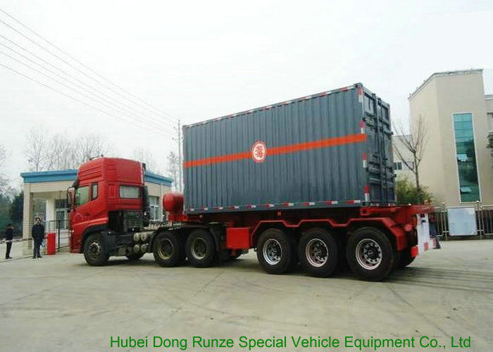 Sodium Cyanide / Cyanide Transport Tank Container  ISO Storage Containers & Sodium Cyanide / Cyanide Transport Tank Container  ISO Storage ...