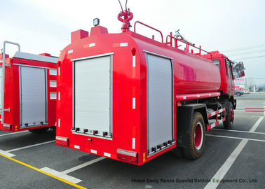 China Water Pump Fire Fighting Truck with Right Hand Drive / Left Hand Drive Type distributor