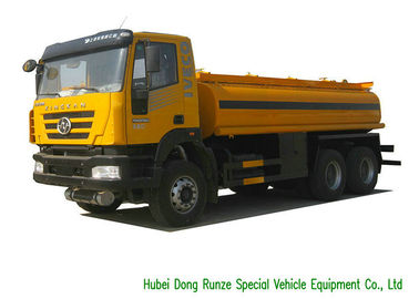 China IVECO Chassis Liquid Tank Truck For Gasoline / Petrol / Diesel Delivery 22000L factory