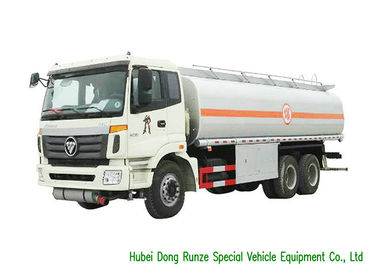 China FOTON 6x4 Refueling Diesel Fuel Transfer Tank Truck 23CBM Capacity High Stable factory