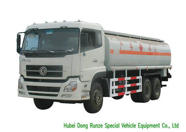China DFA 6x4 LDH / RHD Oil Delivery Truck With 22CBM Aluminium Alloy Tank distributor