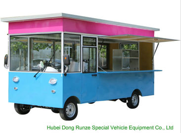 China Small Commercial Mobile Kitchen Truck For Hot Dog Wagon Burrito Cooking And Selling distributor