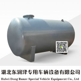 China Steel  Lined LLDPE Acid Chemical Tank  for Dilute Sulfuric Acid H2SO4 HF HCL Acid Storage 5-100T WhatsApp:+8615271357675 distributor